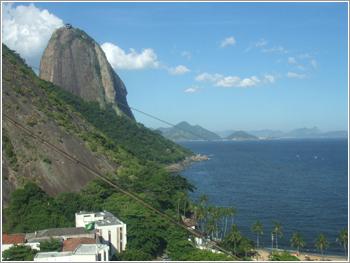 Vista de Río de Janeiro - Pan de Azúcar