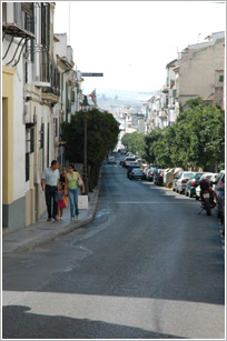 Rue de la Feria