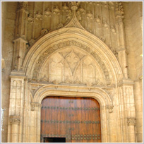 Iglesia Conventual de Santa Marta