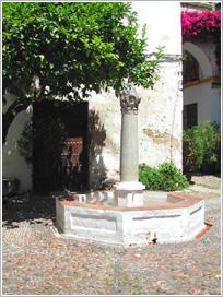 Fuente de la Plaza de las Flores