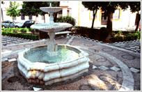 Fuente de la  Plaza de las Dueñas