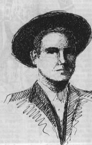 """Cayetano Muriel """"Niño de Cabra""""  (Flamenco singer)"""